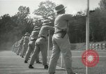 Image of Students going through a pistol drill Quantico Virginia USA, 1942, second 30 stock footage video 65675022168