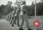 Image of Students going through a pistol drill Quantico Virginia USA, 1942, second 32 stock footage video 65675022168