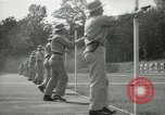 Image of Students going through a pistol drill Quantico Virginia USA, 1942, second 33 stock footage video 65675022168