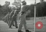 Image of Students going through a pistol drill Quantico Virginia USA, 1942, second 35 stock footage video 65675022168