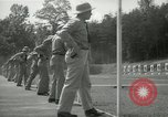 Image of Students going through a pistol drill Quantico Virginia USA, 1942, second 39 stock footage video 65675022168
