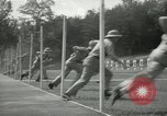 Image of Students going through a pistol drill Quantico Virginia USA, 1942, second 40 stock footage video 65675022168