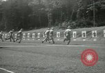 Image of Students going through a pistol drill Quantico Virginia USA, 1942, second 42 stock footage video 65675022168