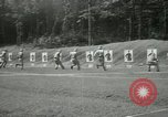 Image of Students going through a pistol drill Quantico Virginia USA, 1942, second 43 stock footage video 65675022168