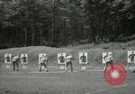 Image of Students going through a pistol drill Quantico Virginia USA, 1942, second 48 stock footage video 65675022168
