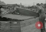 Image of US troops in makeshift shelters during Korean War South Korea, 1951, second 34 stock footage video 65675022170