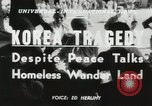 Image of Korean refugees Korea, 1951, second 2 stock footage video 65675022180