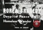 Image of Korean refugees Korea, 1951, second 4 stock footage video 65675022180