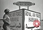 Image of Anglo-Iraqi War Iraq, 1941, second 3 stock footage video 65675022189