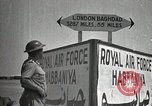 Image of Anglo-Iraqi War Iraq, 1941, second 4 stock footage video 65675022189