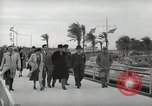 Image of Oil drilling rig Iraq, 1945, second 13 stock footage video 65675022193