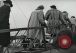 Image of Oil drilling rig Iraq, 1945, second 23 stock footage video 65675022193
