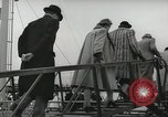 Image of Oil drilling rig Iraq, 1945, second 24 stock footage video 65675022193