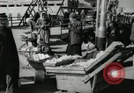 Image of Oil drilling rig Iraq, 1945, second 50 stock footage video 65675022193