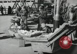 Image of Oil drilling rig Iraq, 1945, second 52 stock footage video 65675022193
