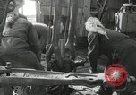 Image of Oil drilling rig Iraq, 1945, second 57 stock footage video 65675022193