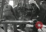 Image of Oil drilling rig Iraq, 1945, second 59 stock footage video 65675022193