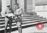 Image of Major General Roy Hoffman Maffrecourt France, 1918, second 5 stock footage video 65675022195