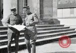 Image of Major General Roy Hoffman Maffrecourt France, 1918, second 6 stock footage video 65675022195