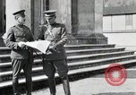 Image of Major General Roy Hoffman Maffrecourt France, 1918, second 7 stock footage video 65675022195