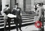 Image of Major General Roy Hoffman Maffrecourt France, 1918, second 9 stock footage video 65675022195