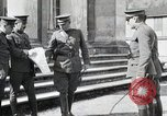 Image of Major General Roy Hoffman Maffrecourt France, 1918, second 10 stock footage video 65675022195