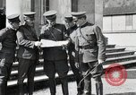 Image of Major General Roy Hoffman Maffrecourt France, 1918, second 12 stock footage video 65675022195