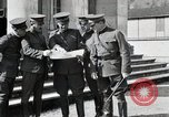 Image of Major General Roy Hoffman Maffrecourt France, 1918, second 13 stock footage video 65675022195