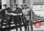 Image of Major General Roy Hoffman Maffrecourt France, 1918, second 14 stock footage video 65675022195