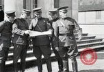 Image of Major General Roy Hoffman Maffrecourt France, 1918, second 17 stock footage video 65675022195