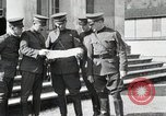 Image of Major General Roy Hoffman Maffrecourt France, 1918, second 18 stock footage video 65675022195