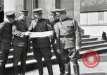 Image of Major General Roy Hoffman Maffrecourt France, 1918, second 19 stock footage video 65675022195