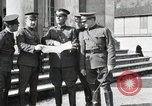 Image of Major General Roy Hoffman Maffrecourt France, 1918, second 20 stock footage video 65675022195