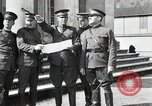 Image of Major General Roy Hoffman Maffrecourt France, 1918, second 21 stock footage video 65675022195