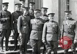 Image of Major General Roy Hoffman Maffrecourt France, 1918, second 22 stock footage video 65675022195