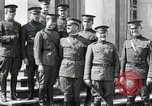 Image of Major General Roy Hoffman Maffrecourt France, 1918, second 23 stock footage video 65675022195