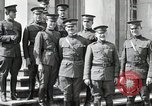 Image of Major General Roy Hoffman Maffrecourt France, 1918, second 25 stock footage video 65675022195