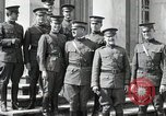 Image of Major General Roy Hoffman Maffrecourt France, 1918, second 26 stock footage video 65675022195