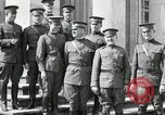 Image of Major General Roy Hoffman Maffrecourt France, 1918, second 27 stock footage video 65675022195