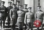 Image of Major General Roy Hoffman Maffrecourt France, 1918, second 28 stock footage video 65675022195