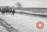 Image of Negro soldiers of the American 369th Infantry Regiment Maffrecourt France, 1918, second 1 stock footage video 65675022196
