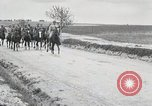 Image of Negro soldiers of the American 369th Infantry Regiment Maffrecourt France, 1918, second 2 stock footage video 65675022196