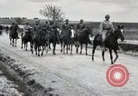 Image of Negro soldiers of the American 369th Infantry Regiment Maffrecourt France, 1918, second 6 stock footage video 65675022196