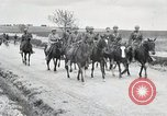 Image of Negro soldiers of the American 369th Infantry Regiment Maffrecourt France, 1918, second 8 stock footage video 65675022196
