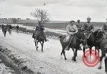 Image of Negro soldiers of the American 369th Infantry Regiment Maffrecourt France, 1918, second 11 stock footage video 65675022196