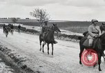 Image of Negro soldiers of the American 369th Infantry Regiment Maffrecourt France, 1918, second 12 stock footage video 65675022196