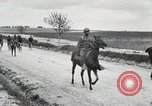 Image of Negro soldiers of the American 369th Infantry Regiment Maffrecourt France, 1918, second 13 stock footage video 65675022196
