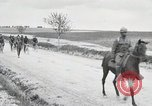 Image of Negro soldiers of the American 369th Infantry Regiment Maffrecourt France, 1918, second 14 stock footage video 65675022196