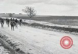 Image of Negro soldiers of the American 369th Infantry Regiment Maffrecourt France, 1918, second 15 stock footage video 65675022196