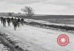 Image of Negro soldiers of the American 369th Infantry Regiment Maffrecourt France, 1918, second 16 stock footage video 65675022196